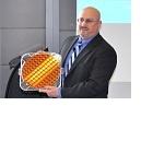 Intel zeigt Core i7 980X alias Gulftown im Betrieb
