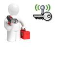 Wireless Keyview - bekannte WLAN-Keys auslesen