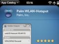 Palm Pre: WLAN-Hotspot-Software kostenlos im App Catalog