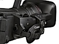 Canons Proficamcorder speichern Full-HD im MXF-Format auf CF