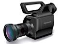 Panasonic stellt Proficamcorder mit 4/3-Objektiven vor