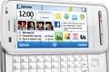 Nokia C6: Symbian-Smartphone mit Touchscreen und Tastatur