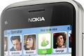 Nokia E5 und C3: Mobiltelefone im Blackberry-Stil