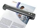 Mobiler Scanner von Plustek mit doppelter USB-Schnittstelle