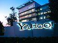 Yahoo ist wieder voll im Rennen