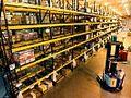 Amazon Lagerraum