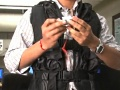 Tactile Gaming Vest simuliert fließendes Blut