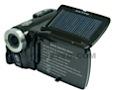 Solarzellenbetriebener Camcorder