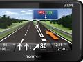 Tomtom Go Live 1000 mit kapazitivem Touchscreen