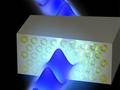 Metamaterial soll bessere Solarzellen ermöglichen