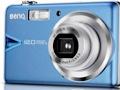 Digitalkamera BenQ E1260 mit 28 mm Anfangsbrennweite