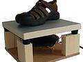 Ein Touchscreen für die Füße