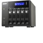Neues NAS TS-559 pro von Qnap für fünf Festplatten