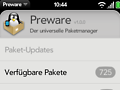 Preware 1.0: Alternativer App Catalog für WebOS