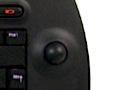 Tastatur: Schnurloses Eingabegerät mit Trackball für Wohnzimmer-PCs