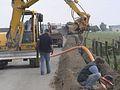 100 MBit/s aufs Land: Energieversorger RWE verlegt auch Glasfaserkabel