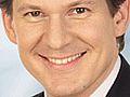 Ole Schröder, parlamentarischer Staatssekretär beim Bundesminister des Innern
