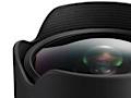 Fisheye: Spezialobjektiv für Micro-Four-Thirds-Kameras