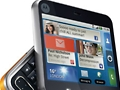 Motorola Flipout: Quadratisches Android-Smartphone mit Drehtastatur
