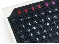 Art Lebedev: Neue Tastatur Optimus Popularis soll flacher werden