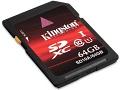 Kingston: Schnelle SDXC-Karte mit 64 GByte für 488 Euro