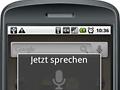 Google Search by Voice: Suchanfragen ins Mobiltelefon sprechen