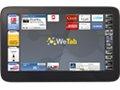 WeTab: Werbung drauf, Linux drunter