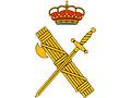 Logo der Guardia Civil