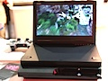 PS3 HD LCD Monitor 3: Die Playstation 3 als Notebook ohne Akku