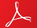 Logo vom Adobe Reader