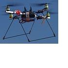Robotik: Flugroboter für den Mobilfunk