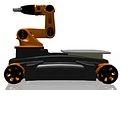 Kuka Youbot: Youbot, der Forschungsroboter aus Augsburg