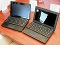 Eee PC: Asus' Netbooks entweder schneller oder fürs Geschäft