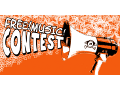 Musikwettbewerb: Free! Music! Contest im Juli 2010