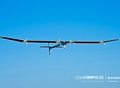 Solar Impulse in der Luft (Foto: Solar Impulse)