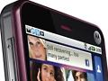 Motorola Charm: Android-Smartphone mit Touchpad-Bedienung und WLAN-n