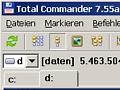 Total Commander 7.55a: Fehlerkorrekturen bei FTP-Funktionen