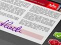 Elektronische Unterschrift: Wacom stellt Signaturtablett mit Farbdisplay vor