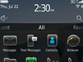 Blackberry 6: Webkit-Browser, Multitouch-Bedienung und vieles mehr