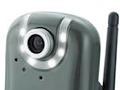 Überwachung: Netzwerkkamera für Heim und Kleinbüro