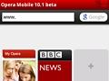 Opera Mobile 10.1: Neue Version für S60-Smartphones bringt mehr Geschwindigkeit