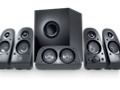 Surround-Sound: Logitech mit neuem 5.1-System