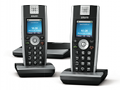 Snom m9: Schnurloses VoIP-Telefon für Unified-Communication
