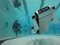 Aquatablet: Wie Menschen und Roboter unter Wasser kommunizieren