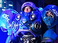 Starcraft 2: Der Spacemarine im Shoppingcenter