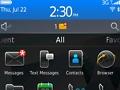 Blackberry 6: Neues Userinterface, schneller Browser und eine App World