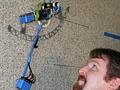 Roboter: Rocr geht die Wände hoch