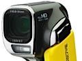 Camcorder: Sanyo CA102 filmt unter Wasser in Full-HD