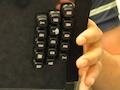 Reartype-Prototyp: Tastatur auf dem Rücken eines Tablets