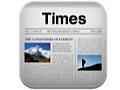 RSS-Reader: Times macht das iPad zur Zeitung